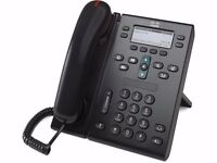 **NEW** Cisco CP 6941 Unified IP Phone Black / IT Seller
