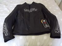 Furygan Brutale Evo new leather jacket with labels