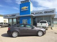 2011 Chevrolet Cruze LS-power windows-locks-mirrors-abs-trac-con
