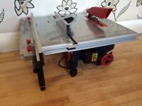USEFUL POWER CRAFT 365 CIRCULAR TABLE SAW 1000 WATT USED ONCE AS NEW BOXED