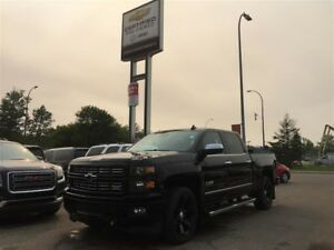 2015 Chevrolet Silverado 1500 LTZ Z71 6.2L *Loaded* *Black 22s*