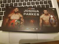 Joshua vs Parker @ Cardiff 3 Tickets for Sale: