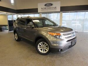 2011 Ford Explorer XLT V6 **LOW KM, GREAT CONDITION, LEATHER**