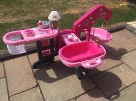 Baby nursery centre toy