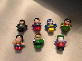 Little People superheroes