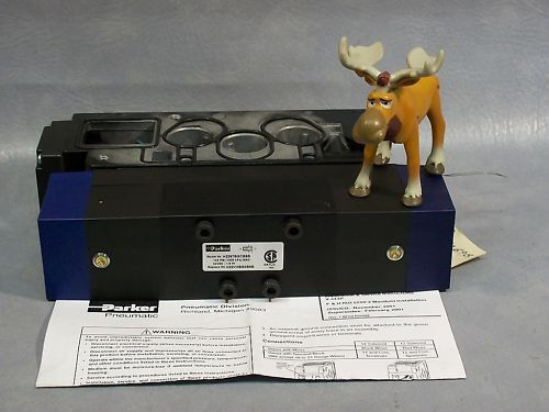Parker Pneumatic Valve H2267BGCB9B