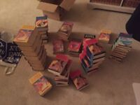 56 first edition Harry Potter collectible books
