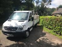 Mercedes Benz sprinter 316cdi lwb 16ft body with taillift