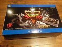 Rrp £180 Ps4 sfv tes Fight Stick Controller. Brand new and Sealed.