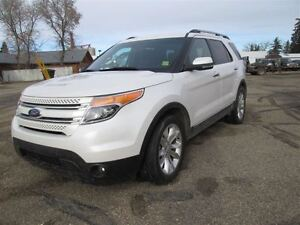 2013 Ford Explorer Limited V6 FWD
