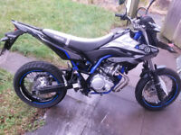 Lovely Condition Yamaha WR125X Supermoto Learner/CBT Legal