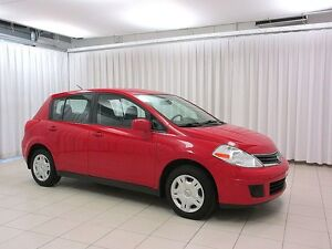2012 Nissan Versa 5DR HATCH ONLY 20K!!