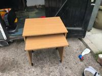 Small computer table desk delivered