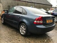 GOOD CONDITION 2005 VOLVO S40 2.0D SE 4DR SALOON , TRADE IN CONSIDERED , CREDIT CARDS ACCEPTED