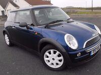 2002 Mini one 1.6