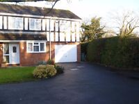 A large double room for rent in Redditch Churchill North
