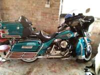Harley davidson electra glide classic ultra 1340cc year 1994