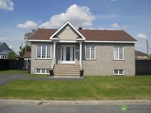 320 000$ - Bungalow à vendre à St-Jean-sur-Richelieu (St-Luc)