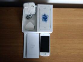 Iphone SE 64GB silver unlocked brand new sealed