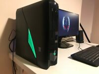 Alienware X51 R2 Gaming PC - MINT - GTX 750TI 8GB RAM I5 - INCLUDES KEYBOARD & MOUSE -