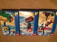 Lego Pirates sets