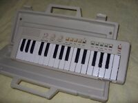 YAMAHA PS1 PORTASOUND ELECTRONIC KEYBOARD