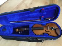 Stentor violin 1/8 and 1/16 in excellent condition