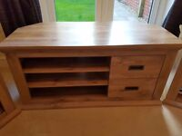 Tv unit for sale in excellent condition