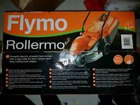 Flymo electric lawn mower brand new