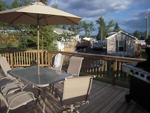 Cottage Trailer for sale, Clearwater Bay, Pye's Landing, Ontario