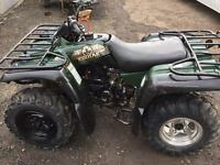 Yamaha kodiak farm quad 4x4