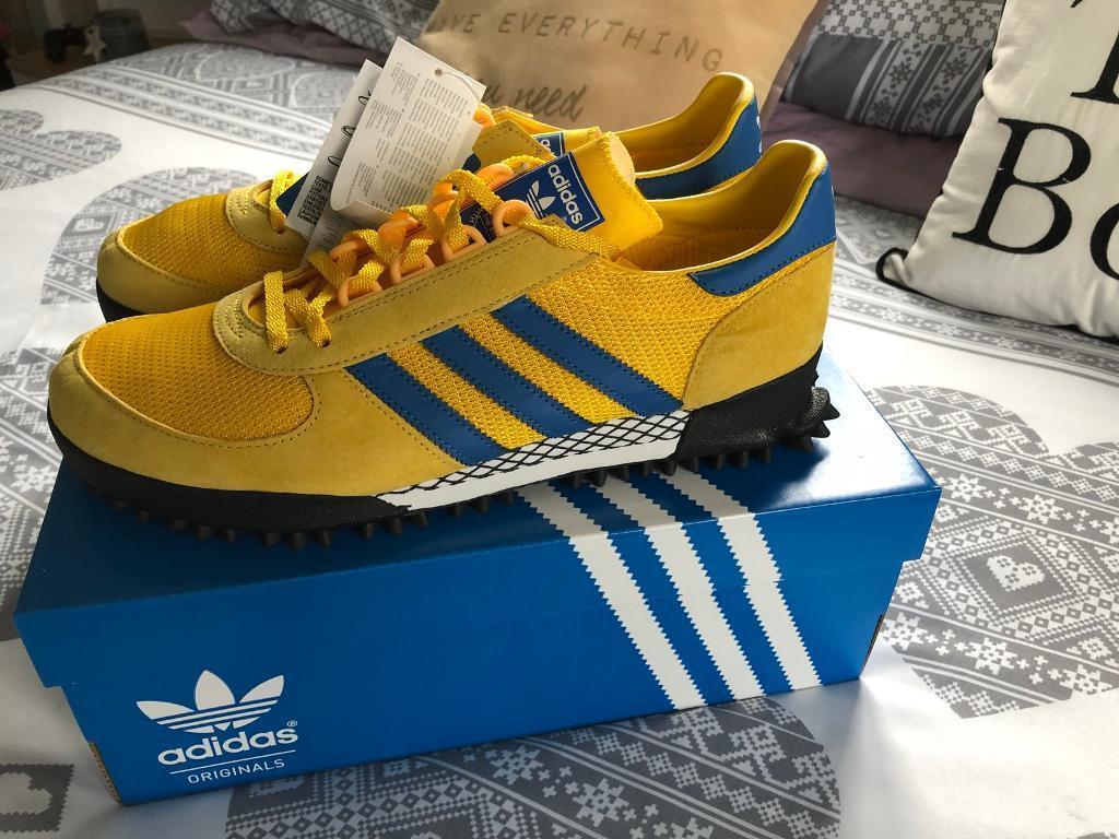 the latest f989c 37a06 Adidas marathon TR 1 800