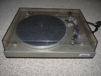 Akai AP100C retro / vintage turntable