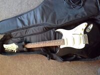 Electir guitar snd amp for sale