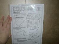2-storey Dolls House Kit
