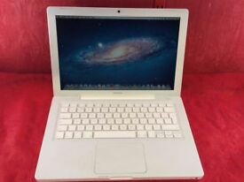 "Apple MacBook A1181 13.3"", 2009, 320GB, Core 2 Duo Processor, 4GB RAM +WARRANTY, NO OFFERS, L155"