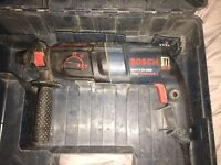 Bosch SDS power drill 110 watt