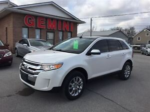 2012 Ford Edge Limited Pano Roof Navigation