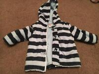 Baby boys jacket age 6-9 months