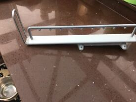 KDWC Pull out clothes rail, (fitted then removed)