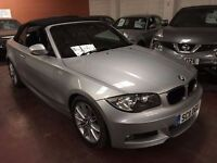 BMW 1 Series 2.0 118d M Sport 2dr£7,995 p/x welcome 1 YEAR FREE WARRANTY. NEW MOT