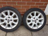 Rover Alloy wheels