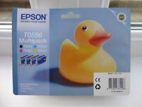 EPSON T0556 Multipack Ink