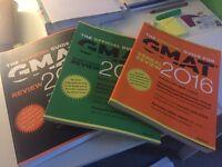 GMAT BOOKS new!