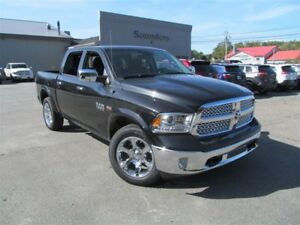 2017 Ram 1500 Laramie - Demo Sale-Save! Leather/Nav/Sunroof