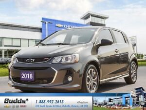 2018 Chevrolet Sonic LT Auto 0.9% finance for 24 Months on OAC
