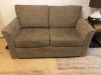 Two seater Sofa & Chair