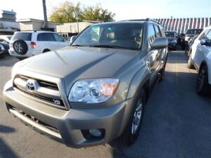 2007 Toyota 4Runner Limited V8 & LEATHER & SUNROOF & HEATED SEAT