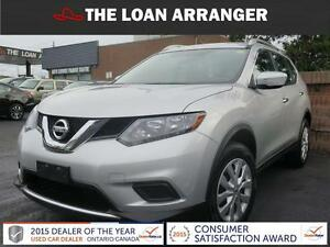 2015 Nissan Rogue S AWD