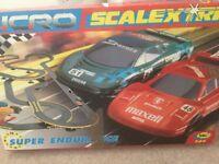 Scalextric micro super endurance